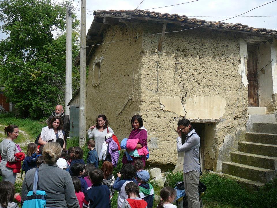 Risultati immagini per ferdinando renzetti case di terra