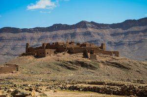 """2° classificata """"Terra naturale, Terra Artificiale"""", Tamezmoute (Marocco) di Vincenzino Ruberto (Italia)"""