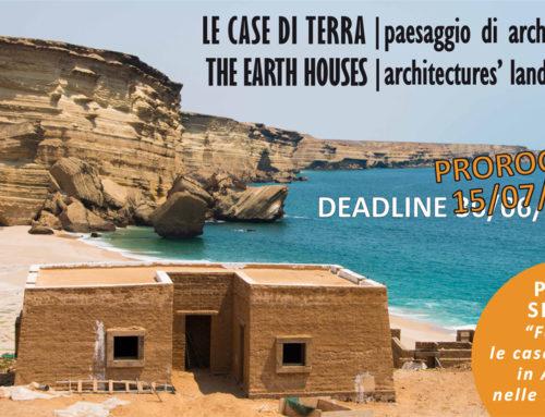 15° Concorso Fotografico Internazionale – le Case di terra, paesaggio di architetture