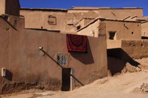 """""""Il tappeto rosso"""" Boumalne Dades (Marocco) di Guillermo Rolón (Argentina)"""