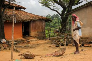 """segnalata - """"Quotidianità di un villaggio Adivasi"""", Jareya (India) di Martina Bocci (Italia)"""