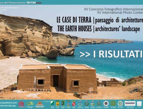 """Risultati 15° Concorso Fotografico Internazionale """"CASE DI TERRA paesaggio di architetture"""""""