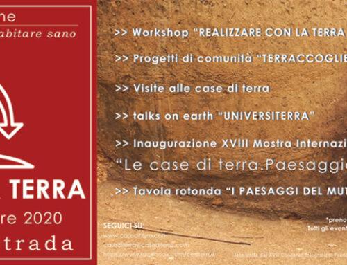 FESTA DELLA TERRA 2020 – XXIV EDIZIONE