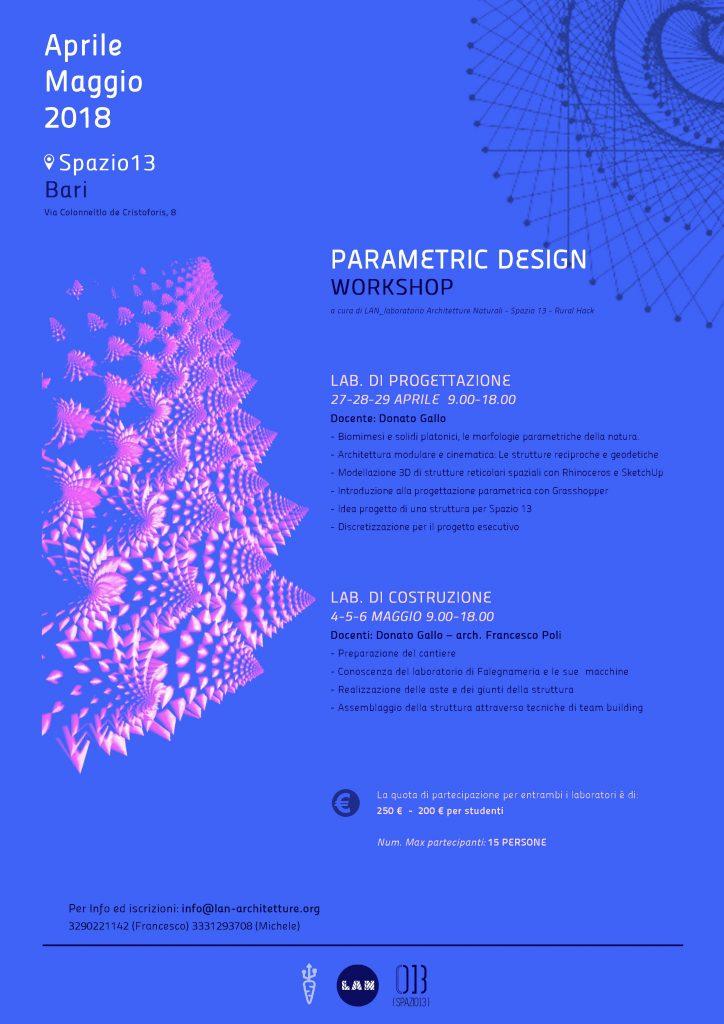 Parametric Design_Workshop