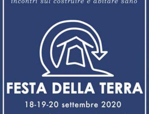 FESTA della TERRA 2020 – XXIV^ edizione