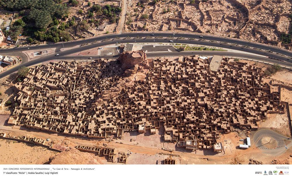 """RISULTATI – 18° Concorso Fotografico Internazionale """"Case di Terra – Paesaggio di Architetture"""""""