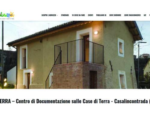 Il CEDTerra tra i piccoli musei d'Abruzzo