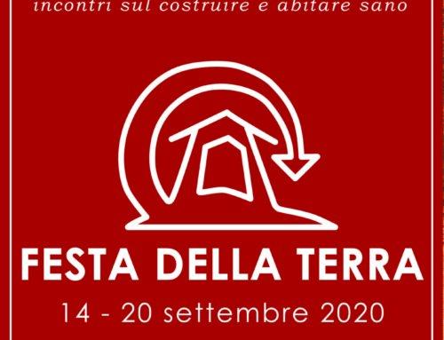 XXIV Festa della Terra | 14 – 20 settembre 2020