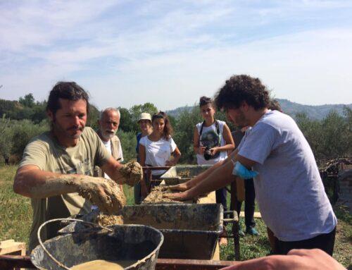 Workshop 2021 – LA TECNICA DEL MASSONE IN TERRA CRUDA
