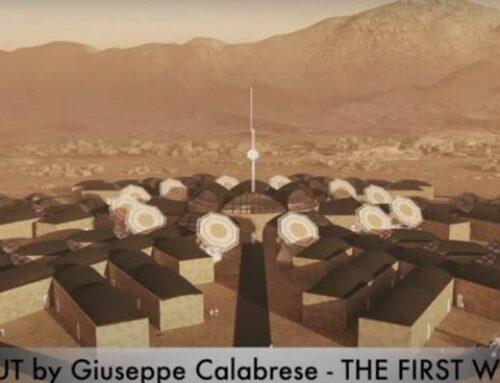 """Il premio internazionale """"Mars City Design 2020″ della NASA è stato assegnato ad un giovane laureato della """"d'Annunzio"""""""
