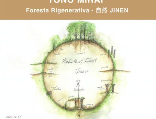 """Progetto della disinstallazione dell'opera """"Foresta Rigenerativa – JINEN"""""""